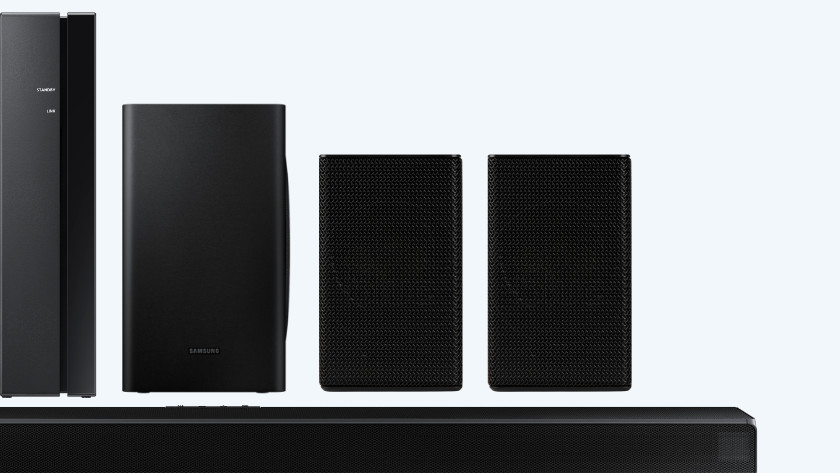 Samsung HW-Q60T/XN + Samsung SWA-8500S