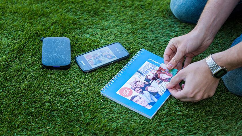 HP Sprocket fotopapier
