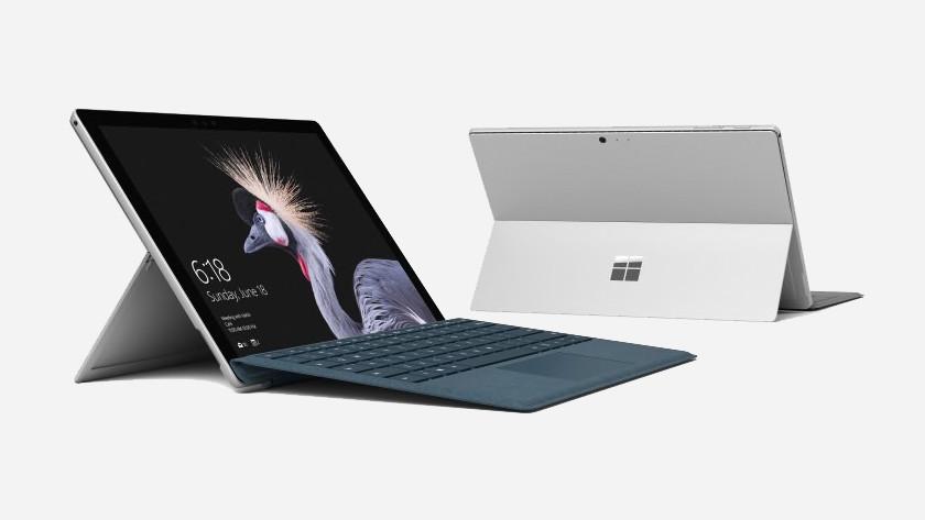 Ventilatie Surface Pro