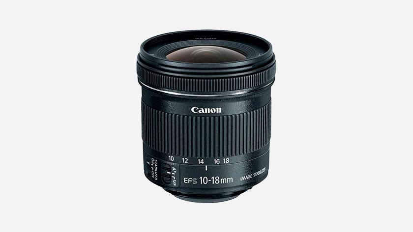 Canon EF-S vatting APS-C