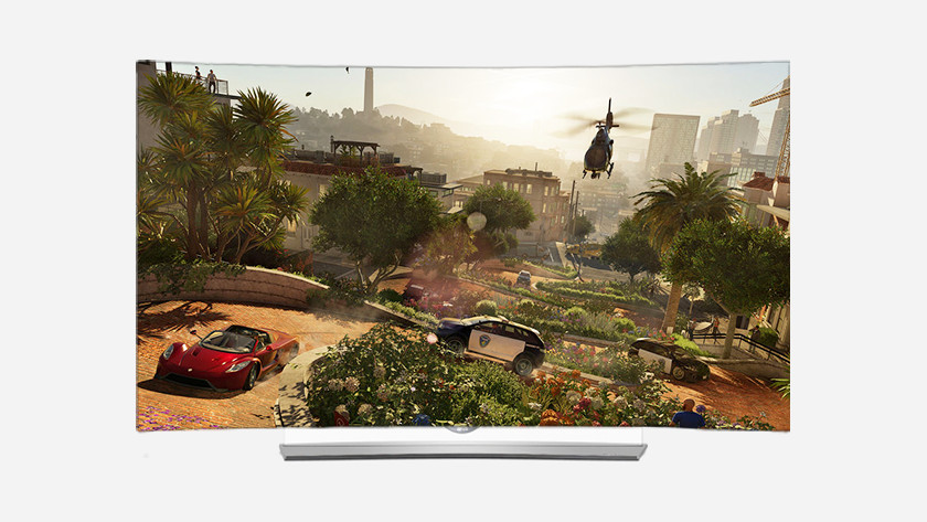 Gaming TV OLED