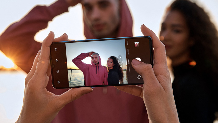 OnePlus caméra