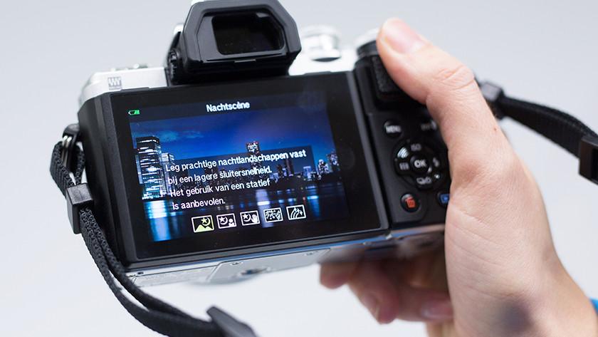 Instellingen foto en video