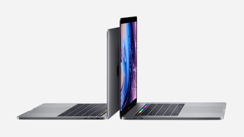 MacBook Pro 2018 Side