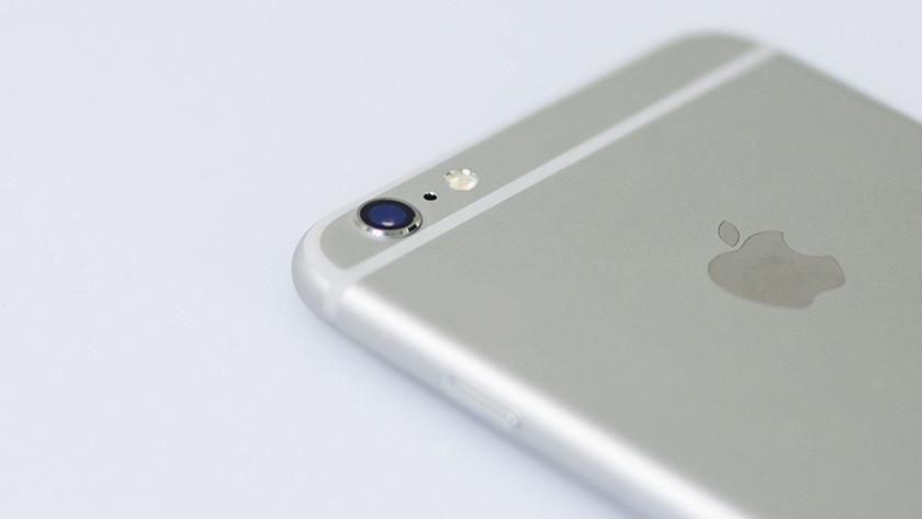 De camera van de iPhone 6 Plus