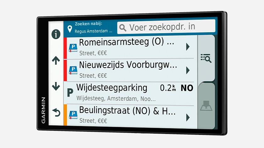 Garmin drivesmart smartphone
