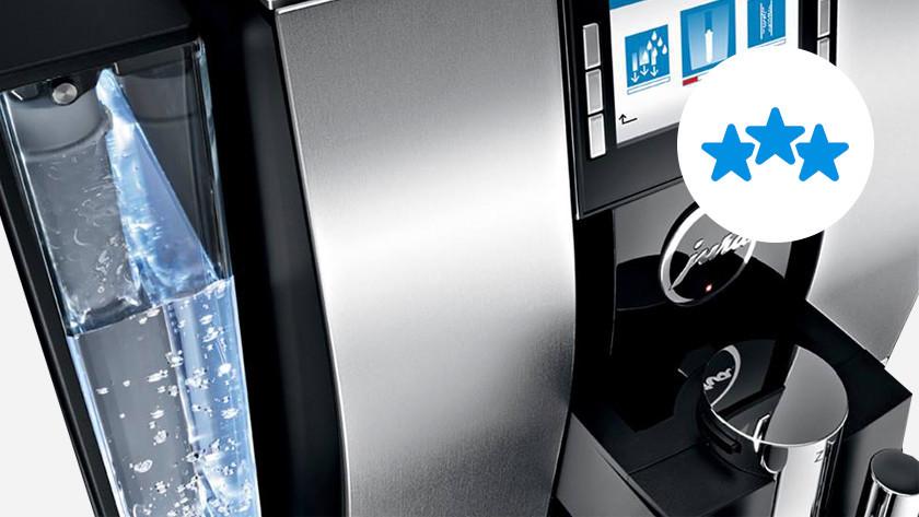 Volautomaat met een lange levensduur