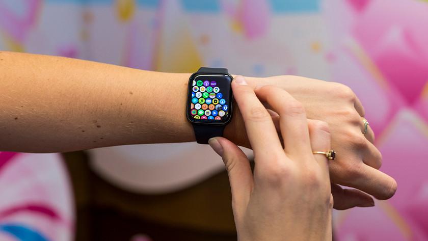 Apple Watch SE sneller dan Series 3