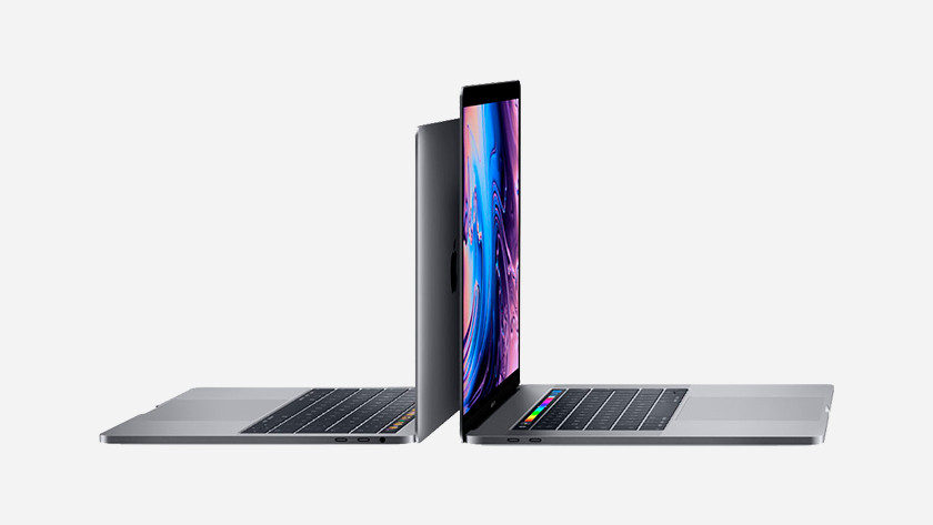 Apple MacBook Pro opslagcapaciteit