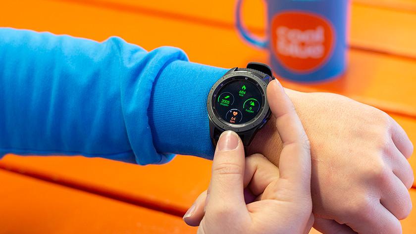 Galaxy Watch draairing