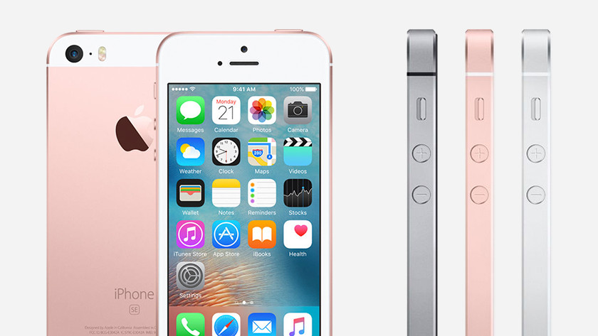 Design of the iPhone SE (2016)