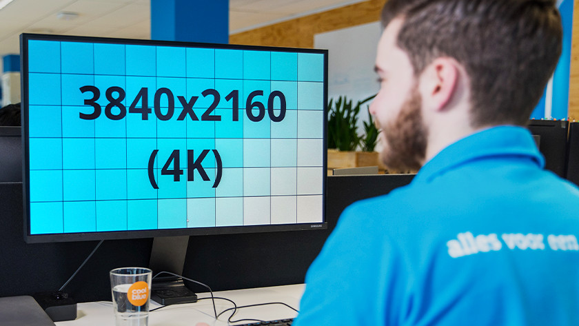 4K monitor 2160p