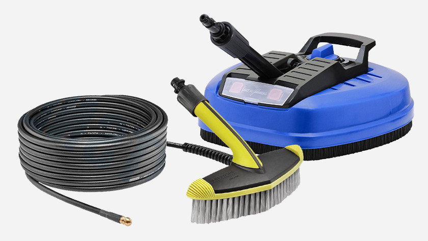 High-pressure cleaner accessories