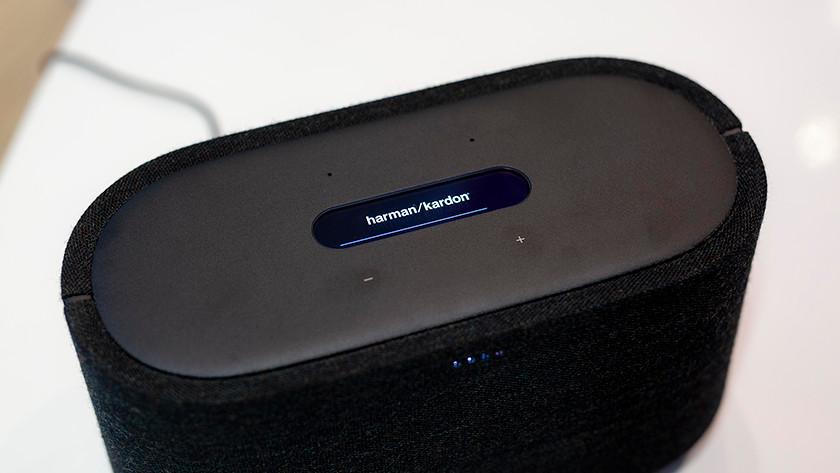 Set up the speaker