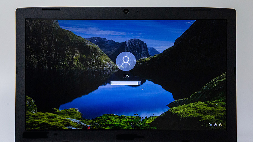 Aan de slag met je nieuwe Acer laptop.