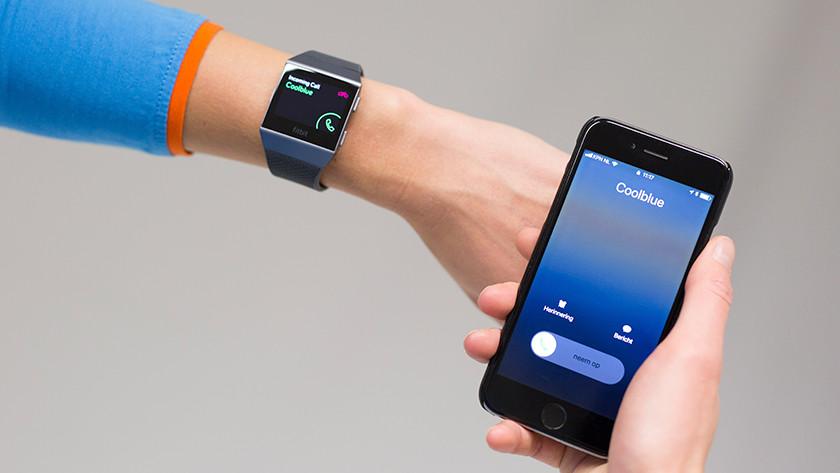 Fitbit Ionic smartphone