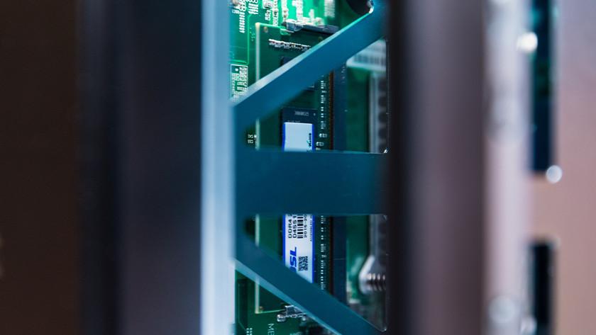 DDR3 SO-DIMM RAM in een NAS
