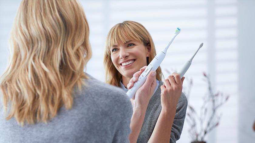 Tandenpoetsen Philips