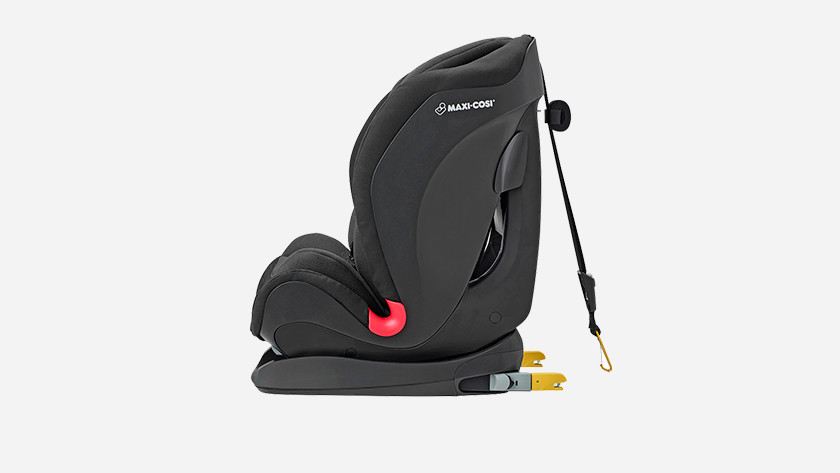 Autostoel met Isofixbevestiging