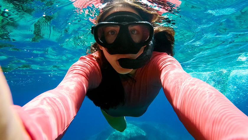 GoPro Filtre de plongée en haute mer