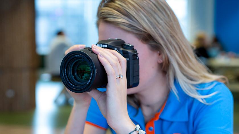 Vergelijkingen met Nikon camera's