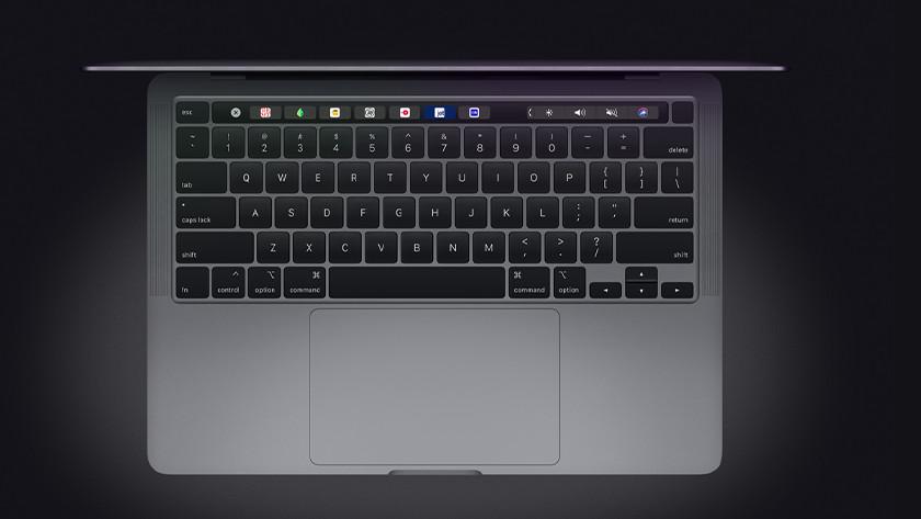 """Apple MacBook Pro 13"""" toetsenbord"""