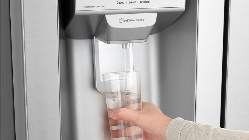 Waterdispenser koelkast