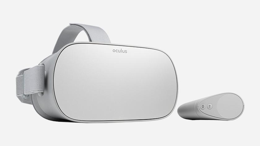 Scherm Oculus Go