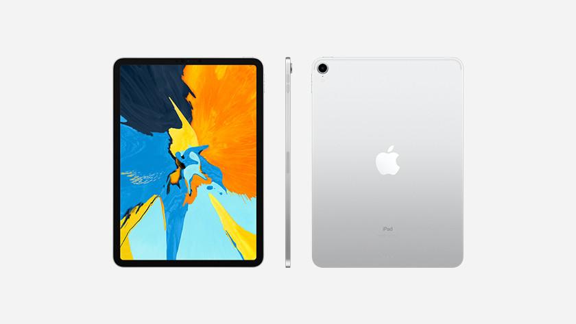 differences iPad Pro 2018 and iPad Pro 2017