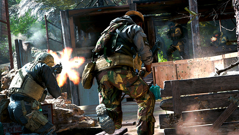 Call of Duty Modern Warfare battle royale