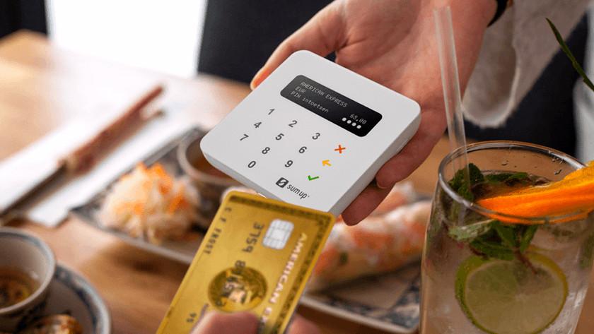 Terminaux de paiement mobiles