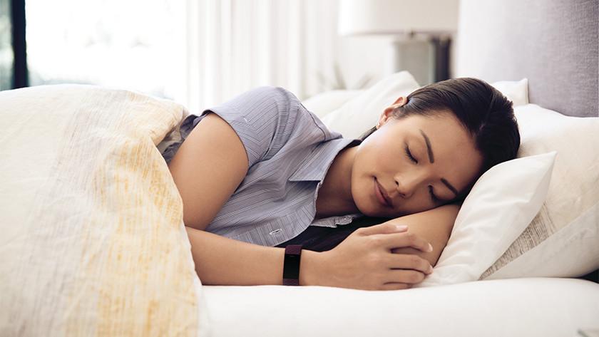 Charge 4 sleep mode