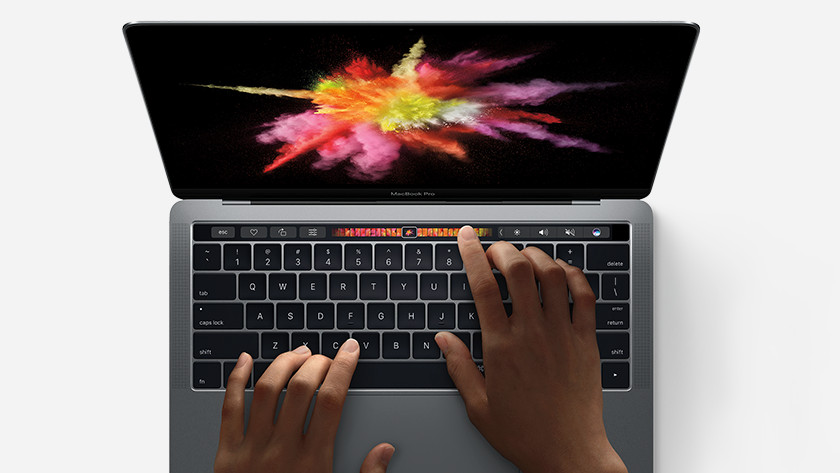 Apple MacBook speciale karakters