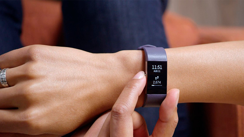 Podomètre Fitbit Charge
