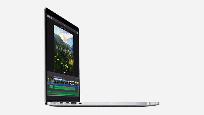 Graphics card MacBook Pro Retina 15 inches