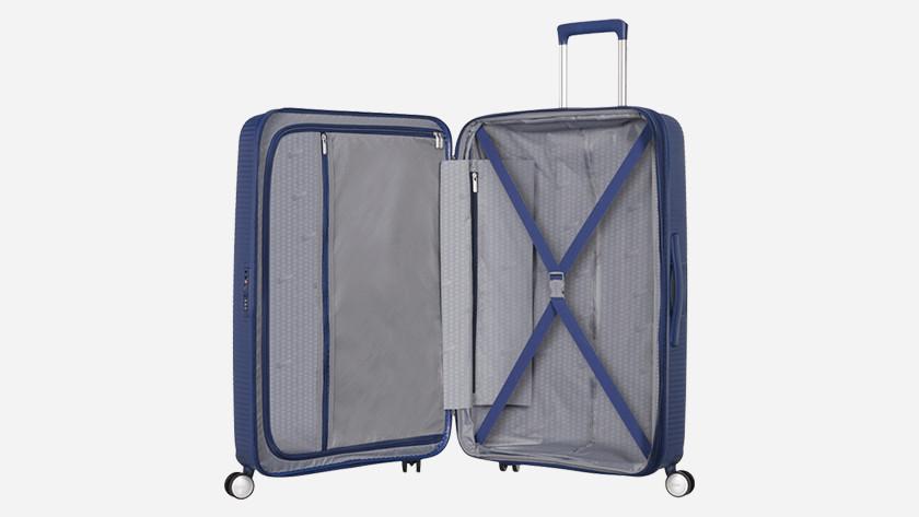 Suitcase quality