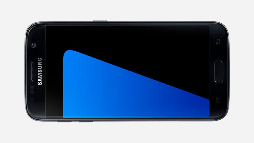 L'écran du S7