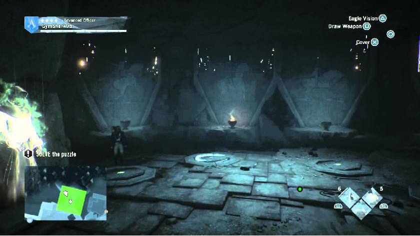 Assassins Creed puzzel