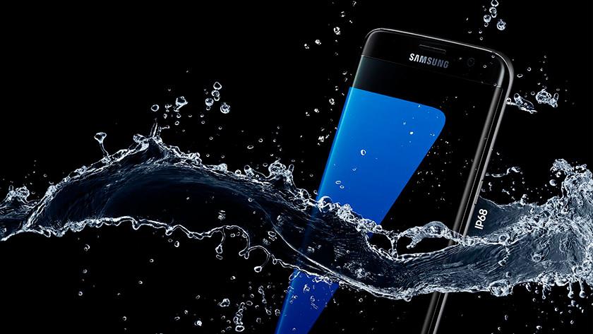 Samsung telefoon waterdicht