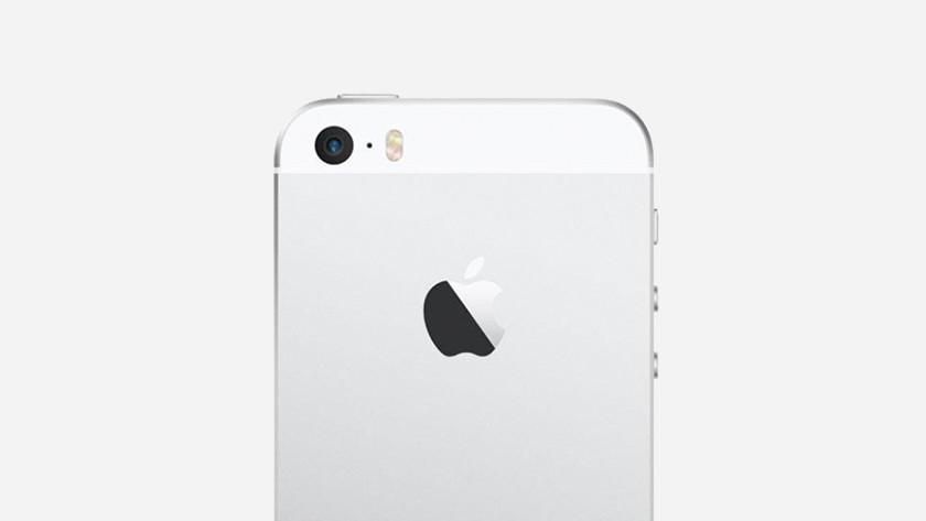Apple iPhone SE (2016) camera
