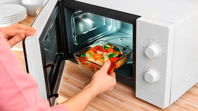 Capacity microwave
