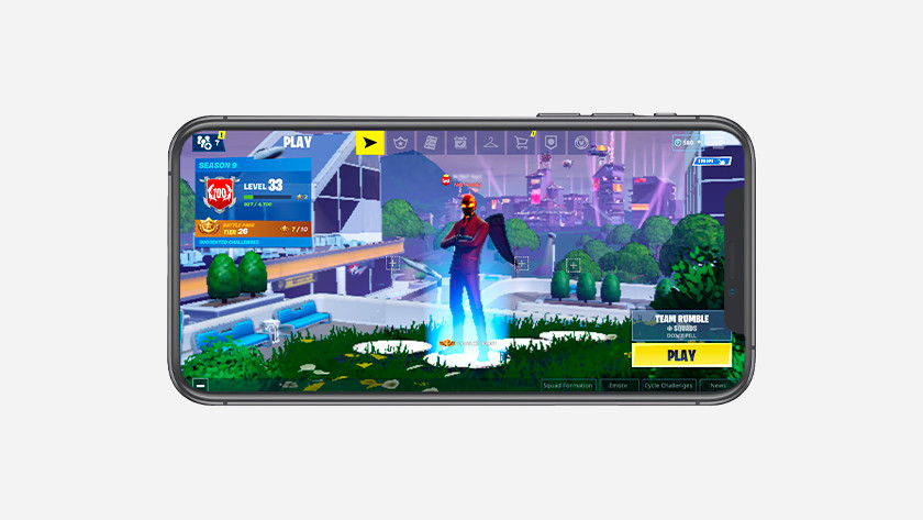 Fortnite app iOS