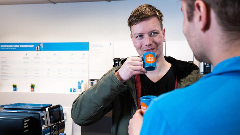 Conseils sur les machines à café sur rendez-vous Coolblue