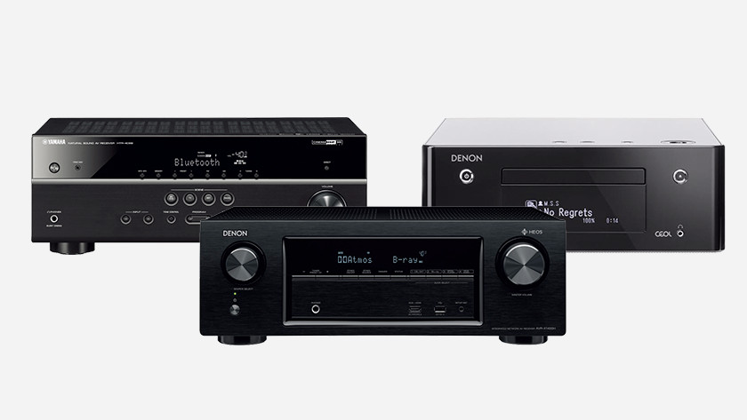 AirPlay receivers