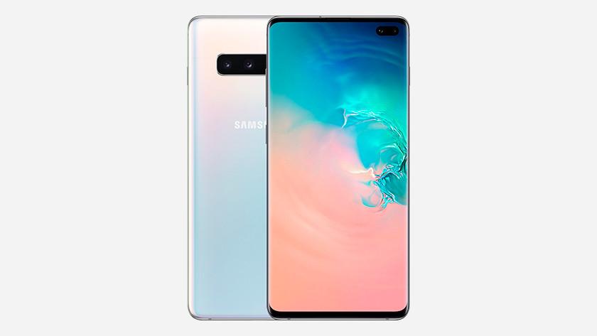 Samsung telefoon design uitstraling glas