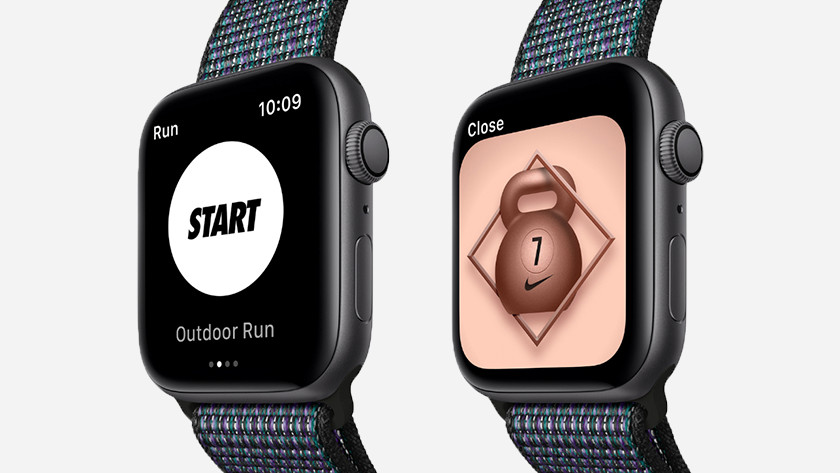 Apple Watch 2 tailles
