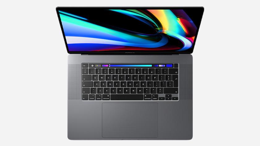 Apple MacBook Pro 16 inch afmetingen