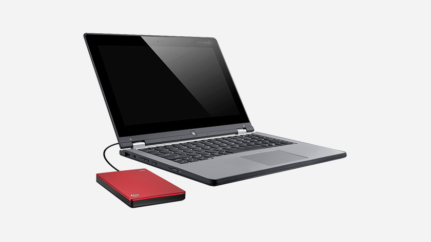 External HDD laptop