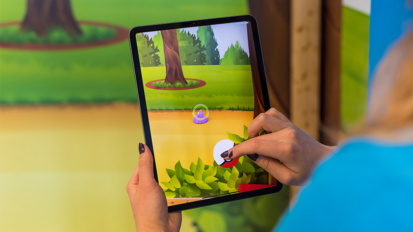 LiDAR scanner iPad Pro