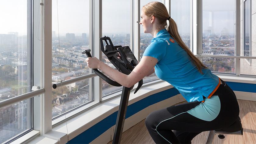 Locatie van het fitnessapparaat